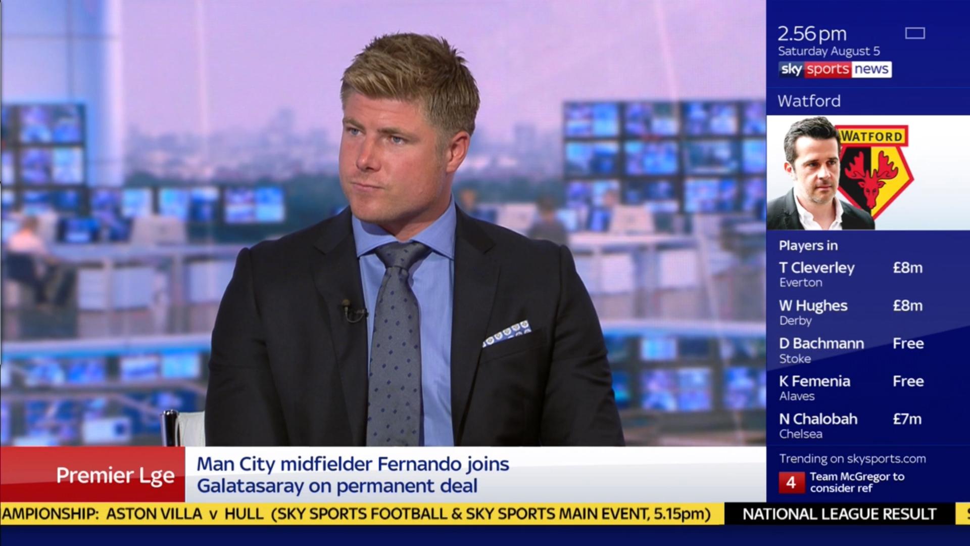 Neil Mellor - Sky Sports (4)