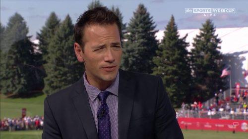 Nick Dougherty - Sky Sports Golf (2)