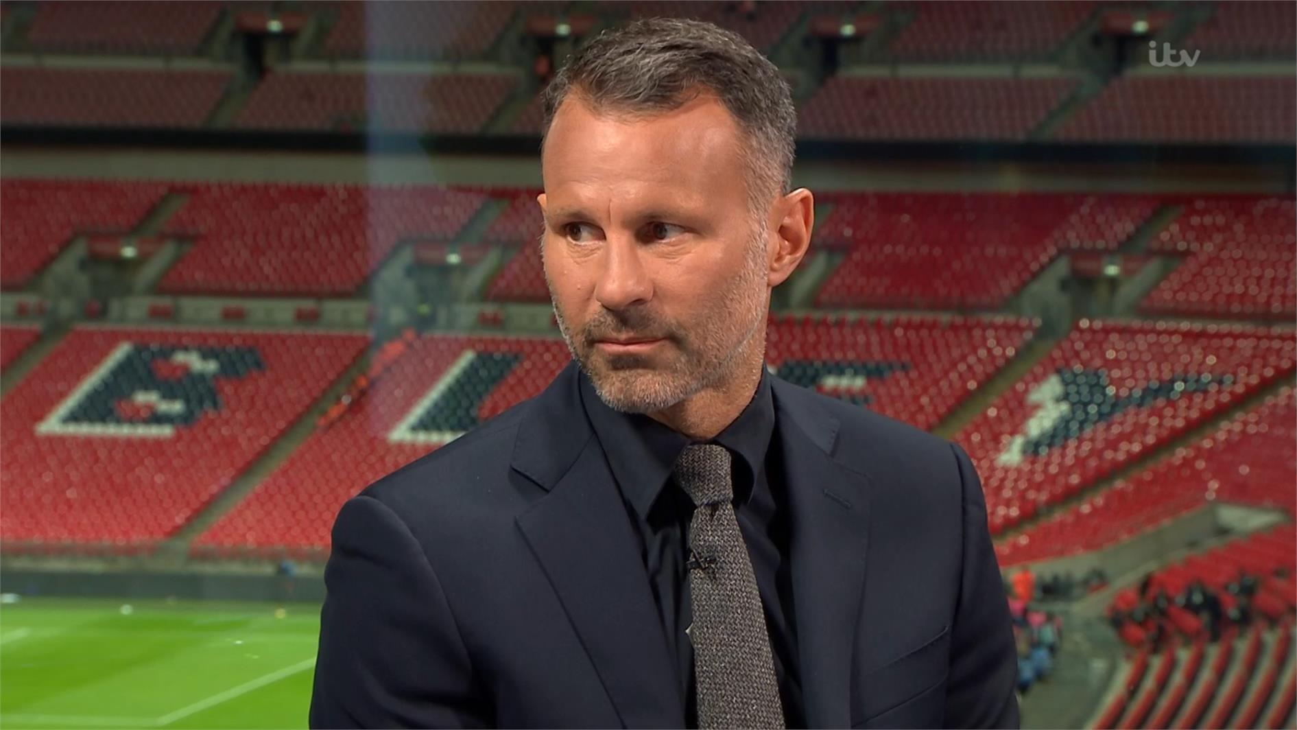 Ryan Giggs - ITV Football Pundit (1)