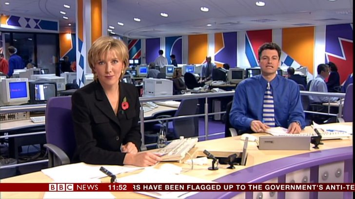 BBC NEWS Channel at 20