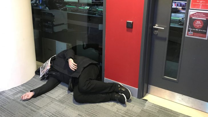BBC Snooze: night shift workers sleeping on the job?