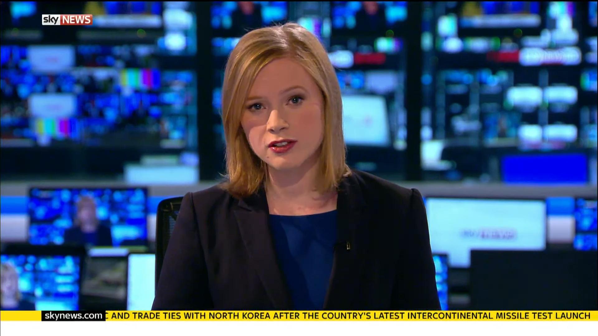 Lorna Shaddick - Sky News Presenter (1)
