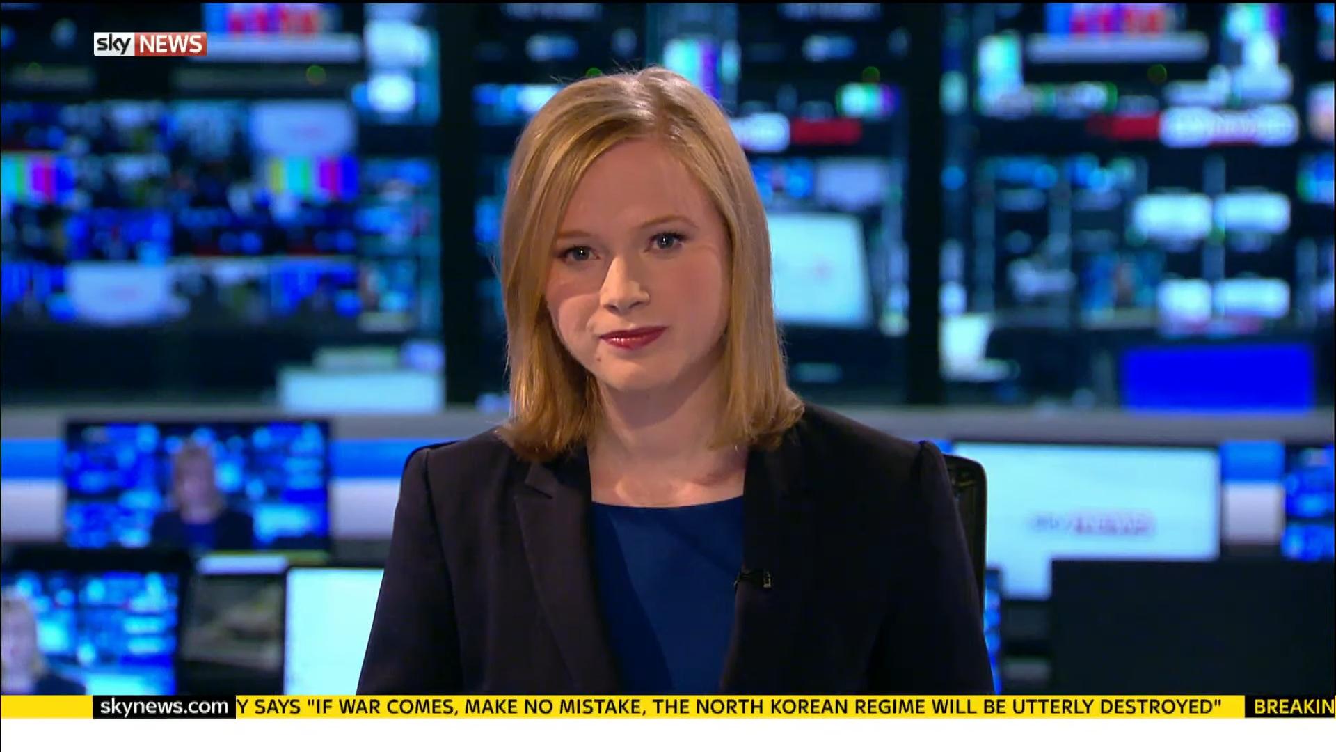 Lorna Shaddick - Sky News Presenter (2)
