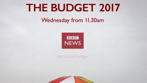 The Budget 2017 - BBC News Promo 11-20 19-40-47