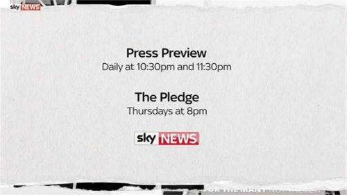 Voices from all sides - Sky News Promo 2017 11-20 19-41-31