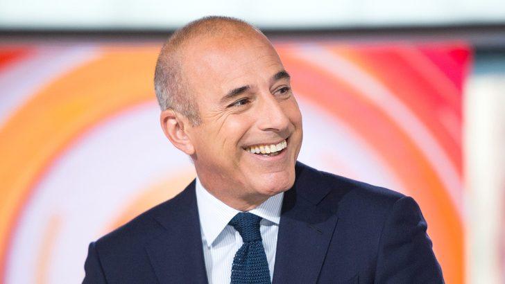 NBC sack Today host Matt Lauer over sex allegation