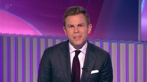 Matt Barbet leaves 5 News