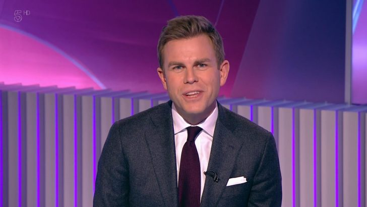 Matt Barbet signs off from 5 News for final time