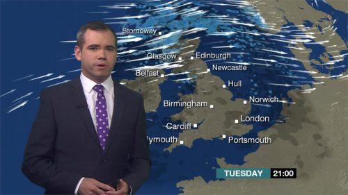 Ben Rich - BBC Weather Presenter (3)