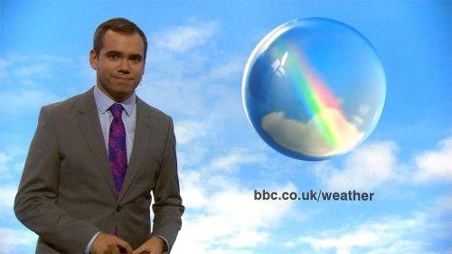 Ben Rich - BBC Weather Presenter (4)