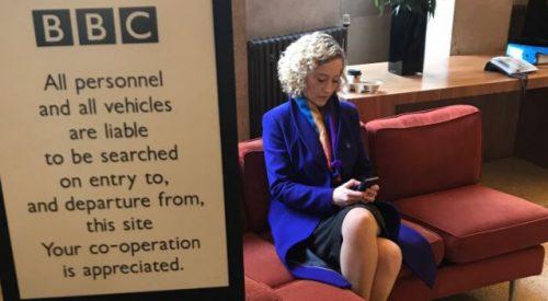 Cathy Newman - BBC