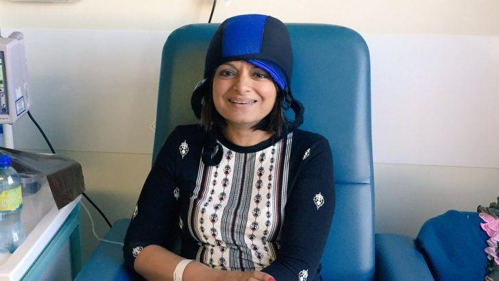 Channel 4 News' Darshna Soni battling breast cancer