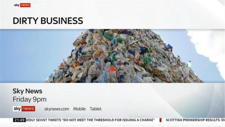 Dirty Business - Sky News