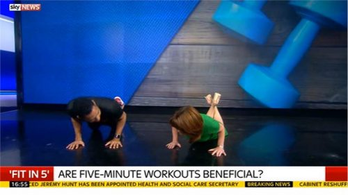 Fit in 5 with Kay Burley (2)