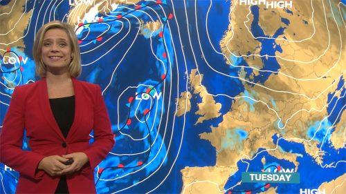 Sarah Keith-Lucas - BBC Weather Presenter (1)