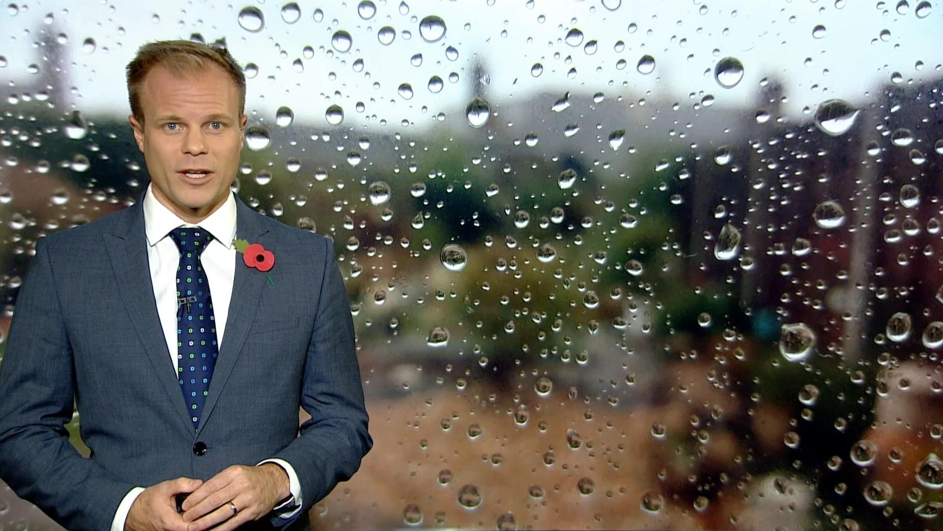 Simon King - BBC Weather Presenter (4)