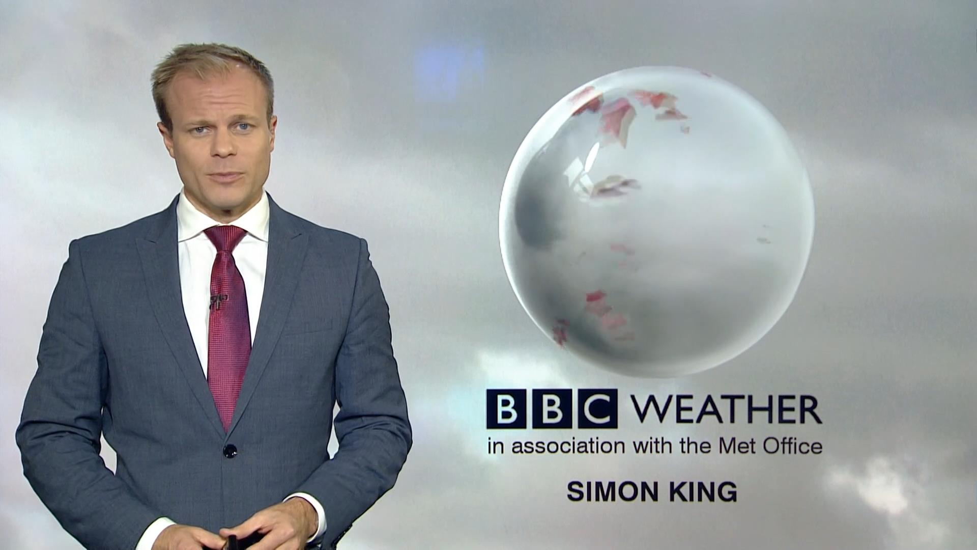 Simon King - BBC Weather Presenter (6)