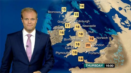 Simon King - BBC Weather Presenter (8)