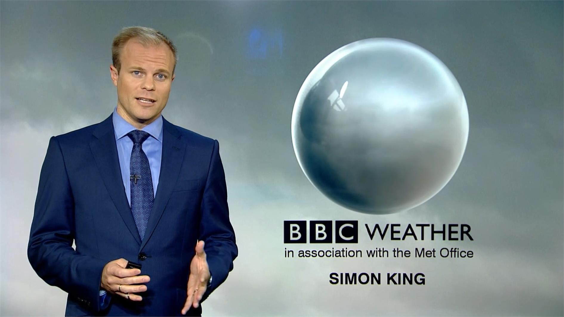 Simon King - BBC Weather Presenter (9)