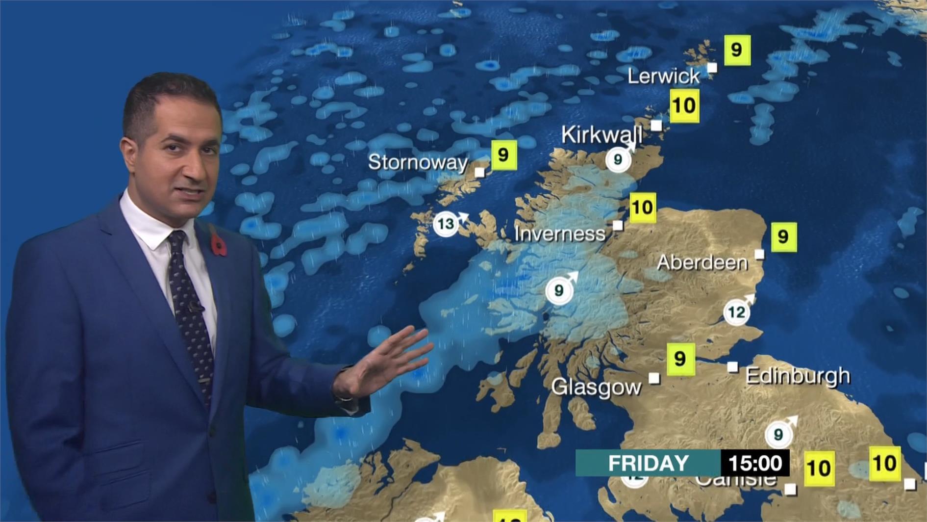 Stav Danaos - BBC Weather Presenter (1)