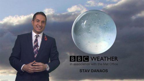 Stav Danaos - BBC Weather Presenter (3)