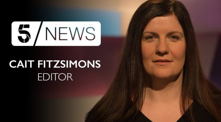 Cait FitzSimons has been appointed Editor of 5 News