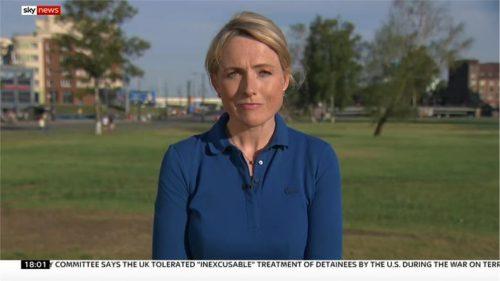 Diana Magnay - Sky News