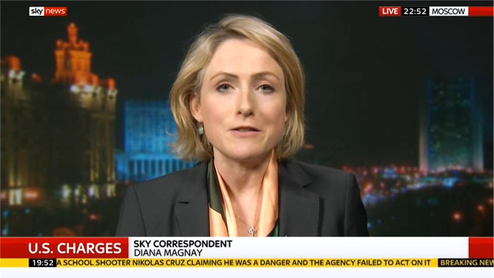 Diana Magney - Sky News Moscow Correspondent (1)