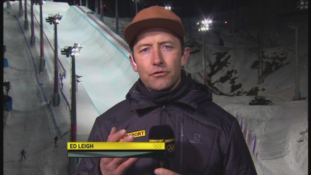 Ed Leight - BBC Olympics (2)