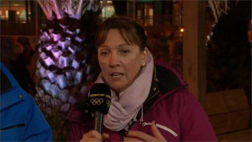 Jackie Lockhart - - BBC Olympics (2)