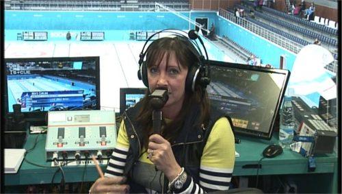 Jackie Lockhart - - BBC Olympics (3)