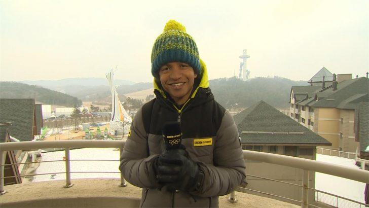 Radzi Chinyanganya - BBC Winter Olympics Presenter (1)