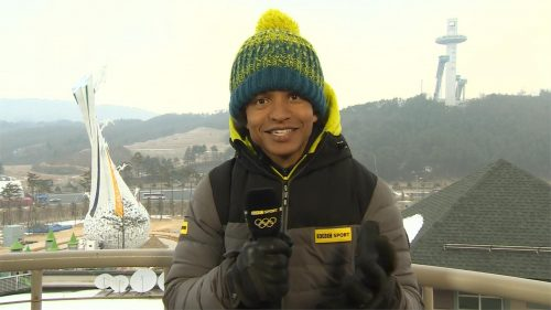 Radzi Chinyanganya - BBC Winter Olympics Presenter (2)