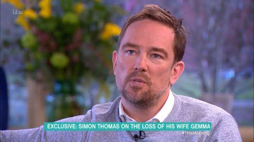 Simon Thomas on This Morning