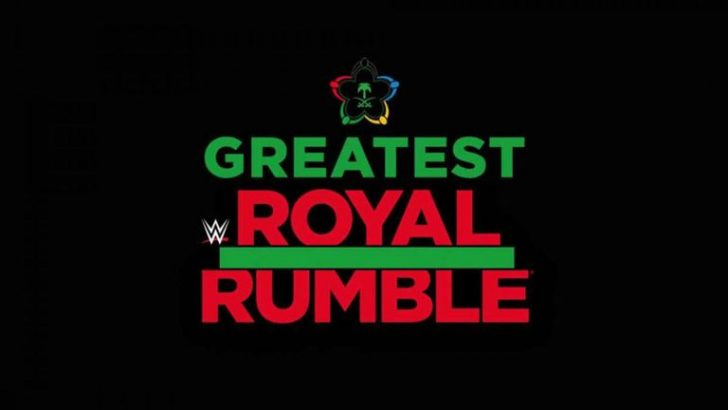 WWE Greatest Royal Rumble 2018 – Live on Sky Sports Box Office
