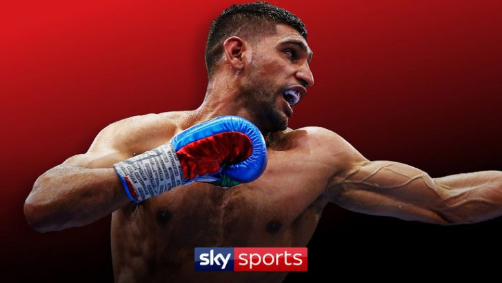 Amir Khan vs Phil Lo Greco – Live TV Coverage on Sky Sports Action