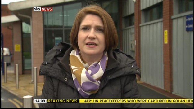 Clare Fallon joins Channel 4 News as North of England correspondent