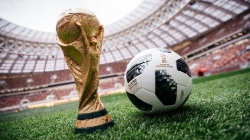 ITV Football World Cup 2018