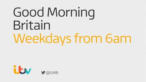 ITV Good Morning Britain Promo - not your usual breakfast - 2018 (13)