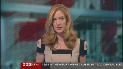 BBC News presenter Rachael Bland says she has 'days' to live