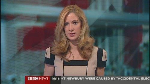 BBC presenter Rachael Bland reveals incurable breast cancer