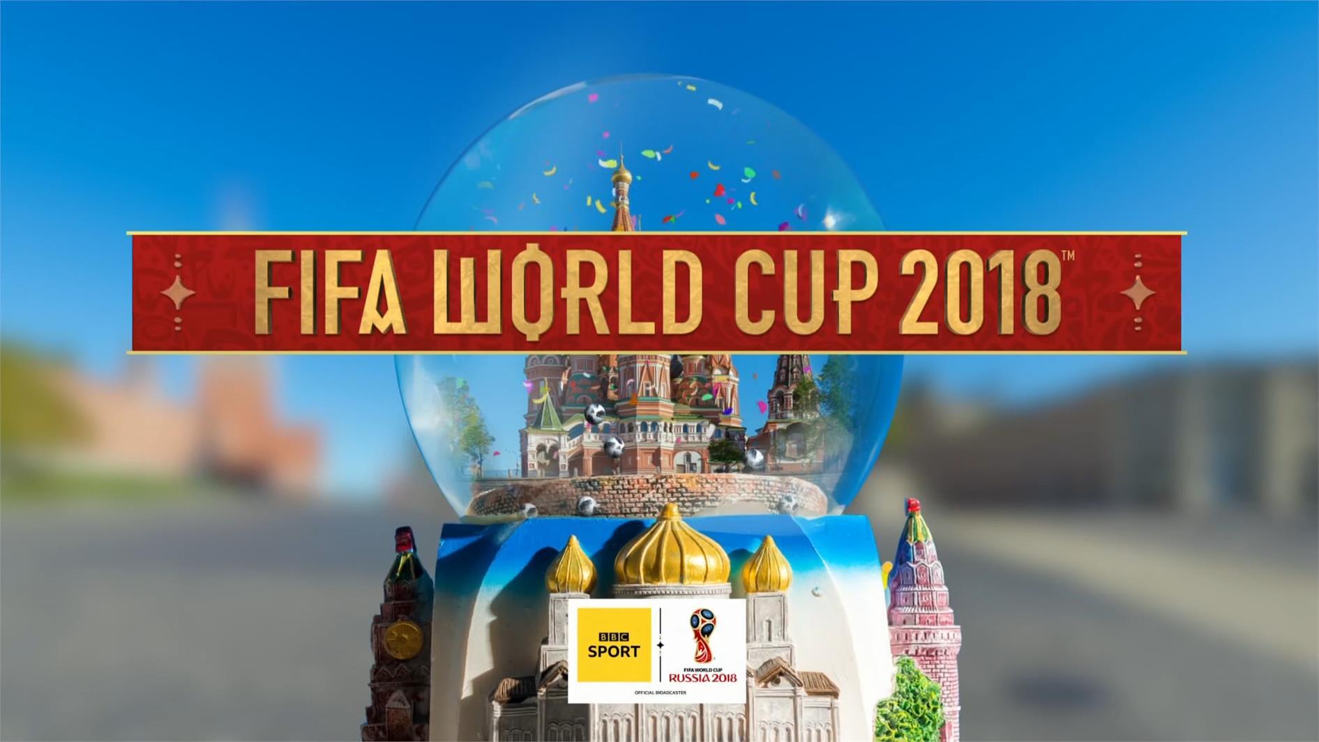 World Cup 2018 – BBC Presentation