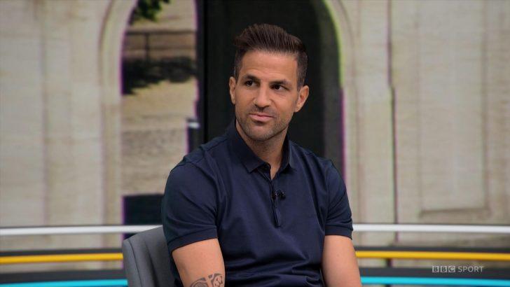 Cesc Fabregas - BBC - Euro 2020 (2)