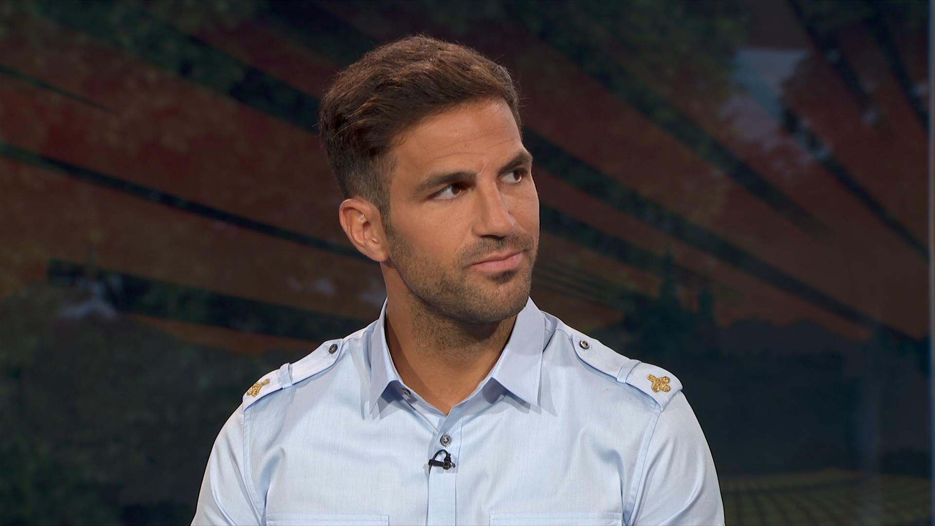 Cesc Fabregas - BBC World Cup 2018 (1)