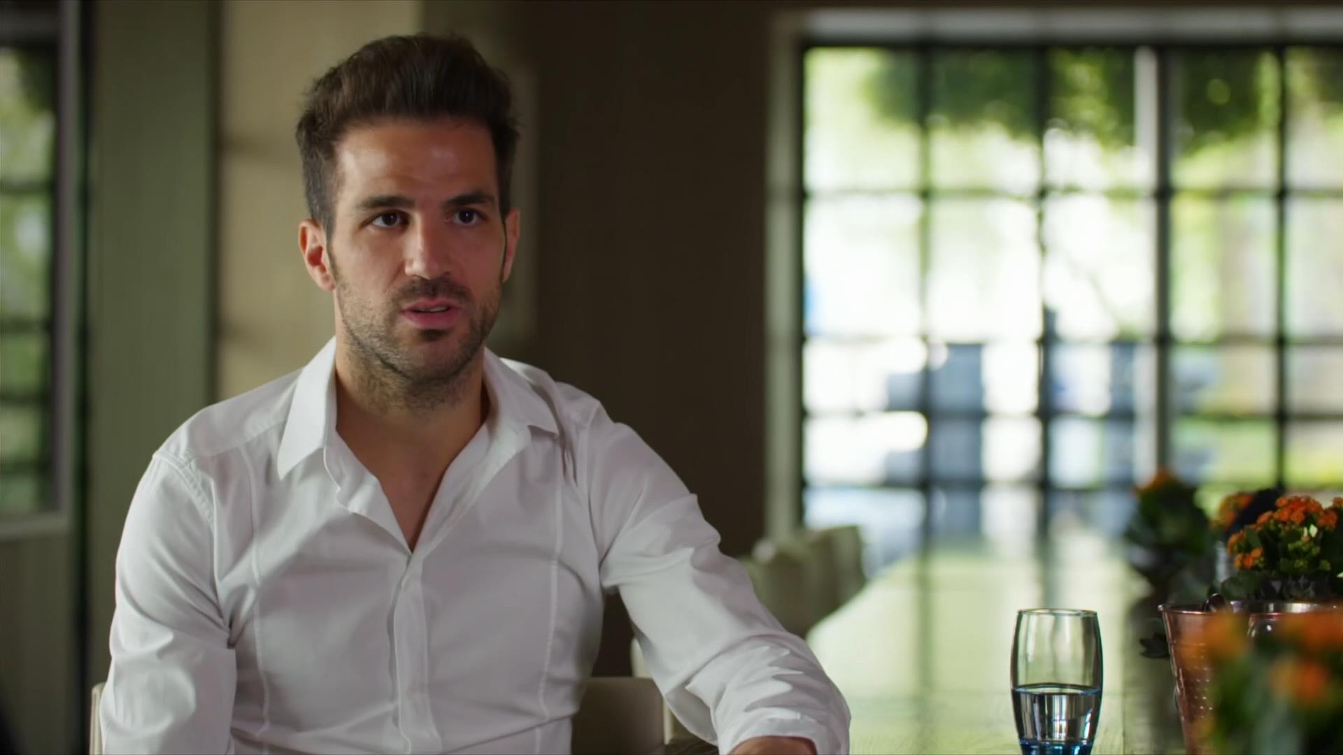 Cesc Fabregas - BBC World Cup 2018 (2)
