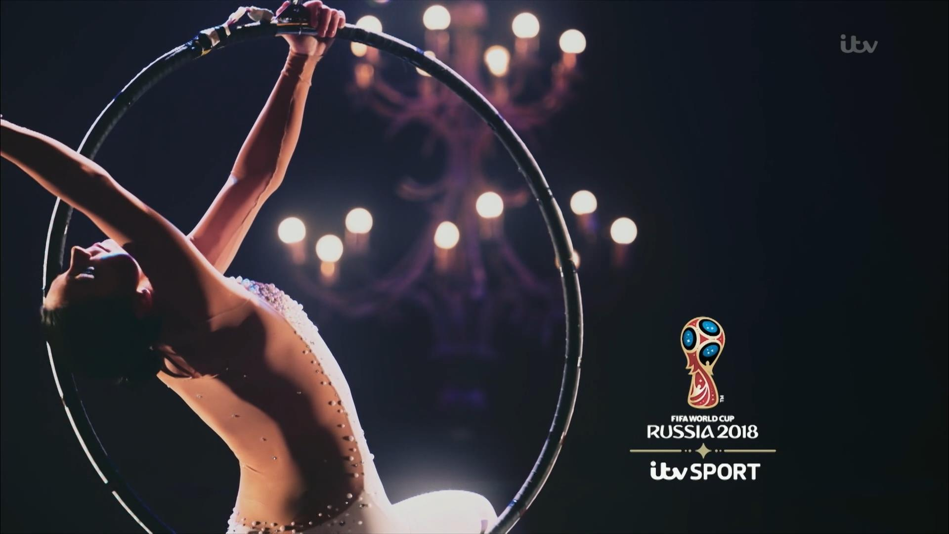 World Cup 2018 – ITV Presentation