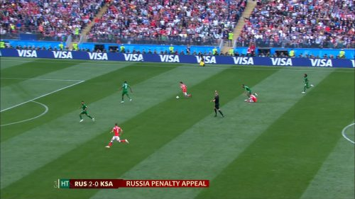 ITV World Cup 2018 - In Game Graphics (1)