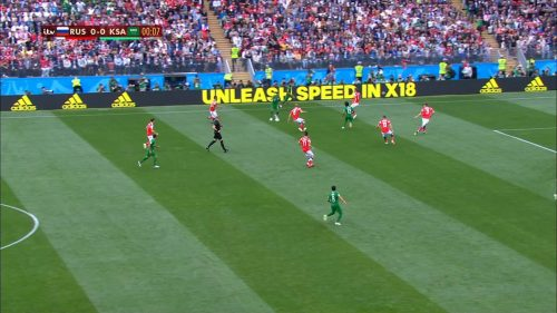 ITV World Cup 2018 - In-Game Graphics (1)