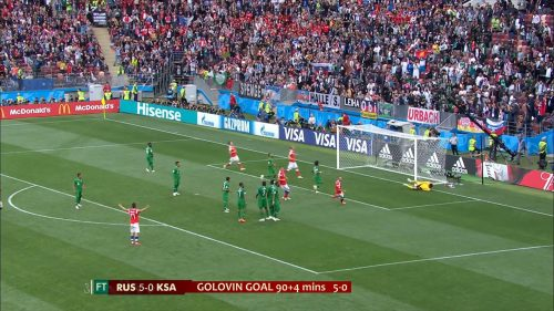 ITV World Cup 2018 - In Game Graphics (2)
