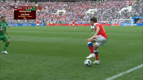 ITV World Cup 2018 - In Game Graphics (4)